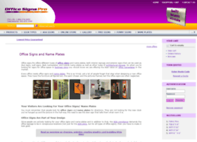 officesignspro.com