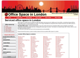 officespaceinlondon.net