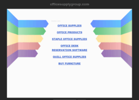 officesupplygroup.com