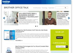 officetalk.brother-usa.com
