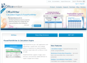 officewriter.softartisans.com