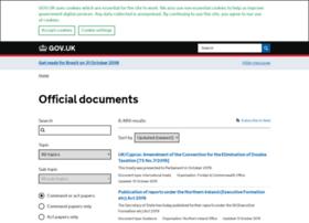 official-documents.gov.uk