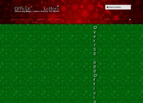 official-santa-letters.co.uk