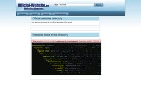 official-website.eu
