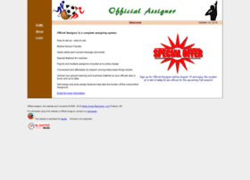 officialassignor.com