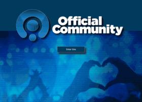 officialcommunity.com