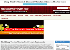officialdiscounttickets.co.uk