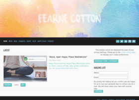 officialfearnecotton.com