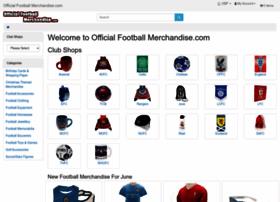 officialfootballmerchandise.com