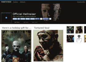 officialhellraiser.mixxter.com