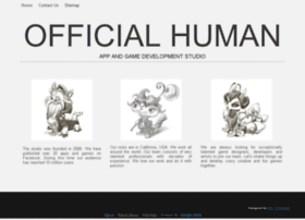 officialhuman.com