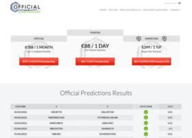 officialpredictions.com