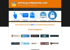 officialpremiums.com
