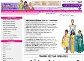 officialprincesscostumes.com