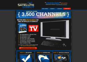 officialsatellitetv.com