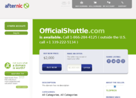 officialshuttle.com