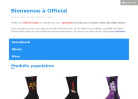 officialskateshop.fr