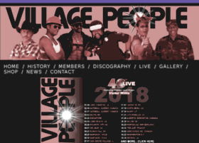 officialvillagepeople.com