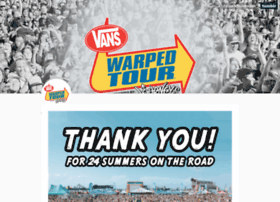 officialwarped.tumblr.com