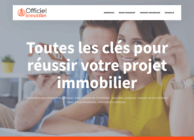 officiel-immobilier.com