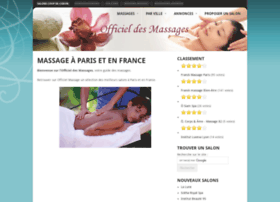 officiel-massage.fr
