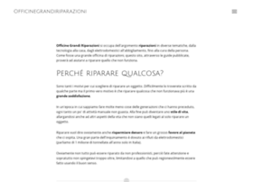 officinegrandiriparazioni.it