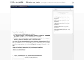 offreirresistible.com