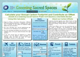 offsets.greeningsacredspaces.org