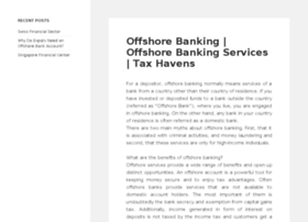 offshorebankingtoday.com