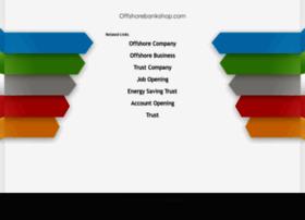 offshorebankshop.com