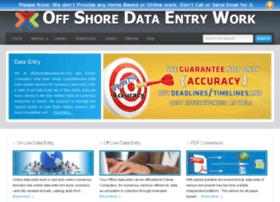 offshoredataentrywork.com