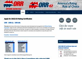 offshoreracingrule.org