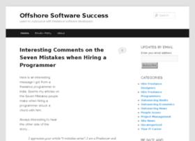 offshoresoftwaresuccess.com