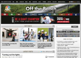 offthebench.nbcsports.com