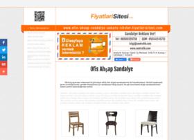 ofis-ahsap-sandalye-ankara-siteler.fiyatlarisitesi.com
