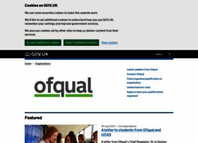 ofqual.gov.uk