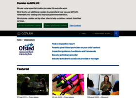 ofsted.gov.uk