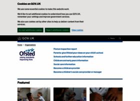 ofsted.gov.uk