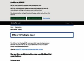 oft.gov.uk