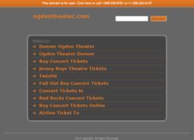 ogdentheater.com