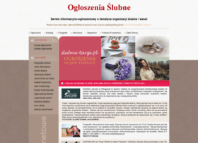 ogloszenia.slubne-targi.pl