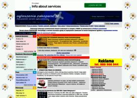 ogloszenia.zakopane.pl