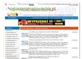 ogloszeniamazowieckie.pl
