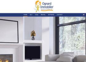 ognard-immobilier.com