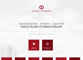 Ogrenci.anadolu.edu.tr