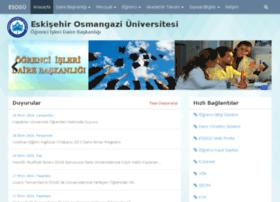 ogrenciisleri.ogu.edu.tr