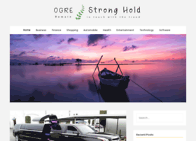 ogrestronghold.com