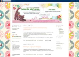 ogrodek-marysienki.blogspot.com