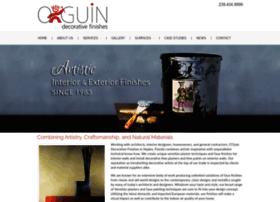 Oguindecorativearts.com