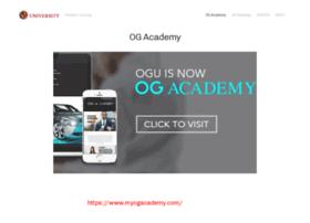 oguniversity.com
